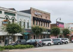 Highway 412 West: Lexington, TN