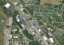 1806 N Jackson St.: Site Plan
