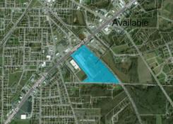 15440 Highland Dr.: Site Plan
