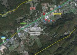 Maynardville Highway: Aerial