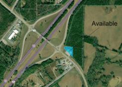 472 Highway 305: Site Plan