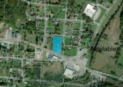 Main St.: Site Plan