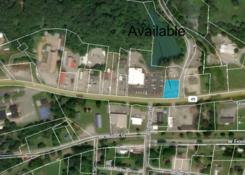 West Main St.: Site Plan