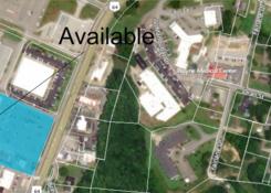 Dexter L. Woods Memorial Blvd.: Site Plan