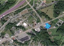 1502 N Main St.: Site Plan