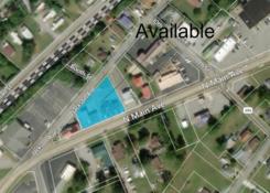1115 N. Main Ave.: Site Plan
